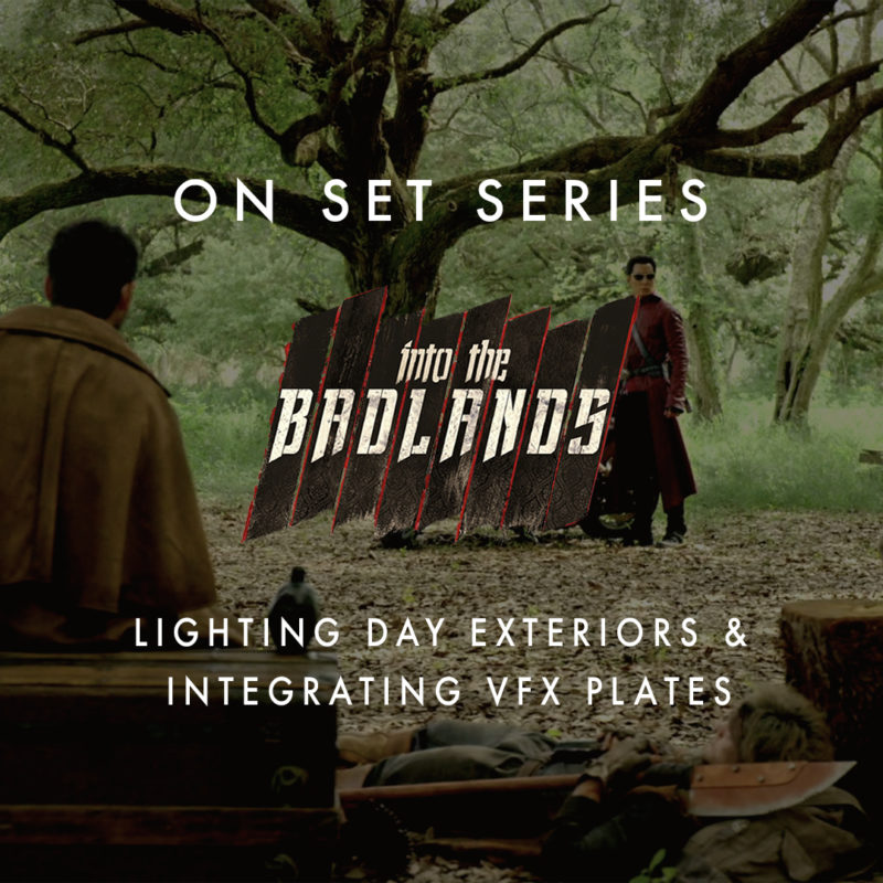 On Set_ITTB_Lighting Day Exteriors & Integrating VFX Plates_Thumbnail