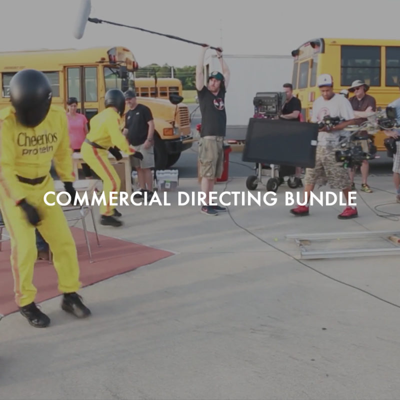 Commercial Directing Bundle (Store Image)